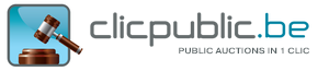 Clicpublic.be, online auctions in 1 click.