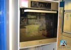 Built-in oven  MIELE MIEH5240BCS type BBK 6001 (Ref. 46)