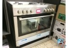 Professional gas stove BEKO BEKGM15120DXPR (Ref. 66)