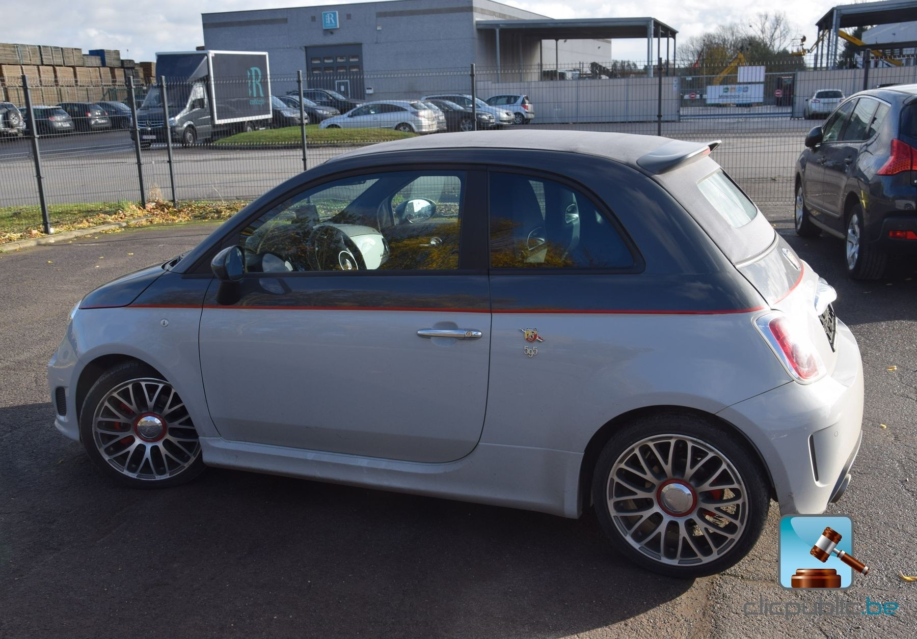 City Car Fiat 500 Abarth 2015 For Sale On Clicpublic Be