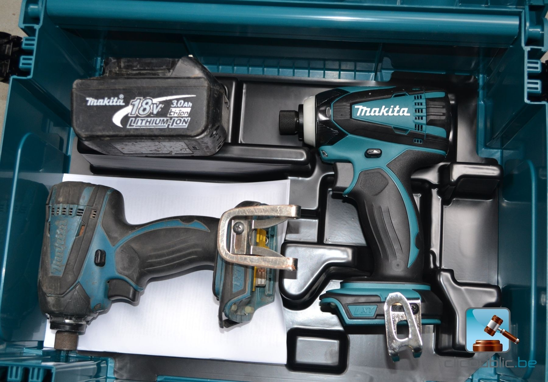 impact driver makita for sale on. Black Bedroom Furniture Sets. Home Design Ideas