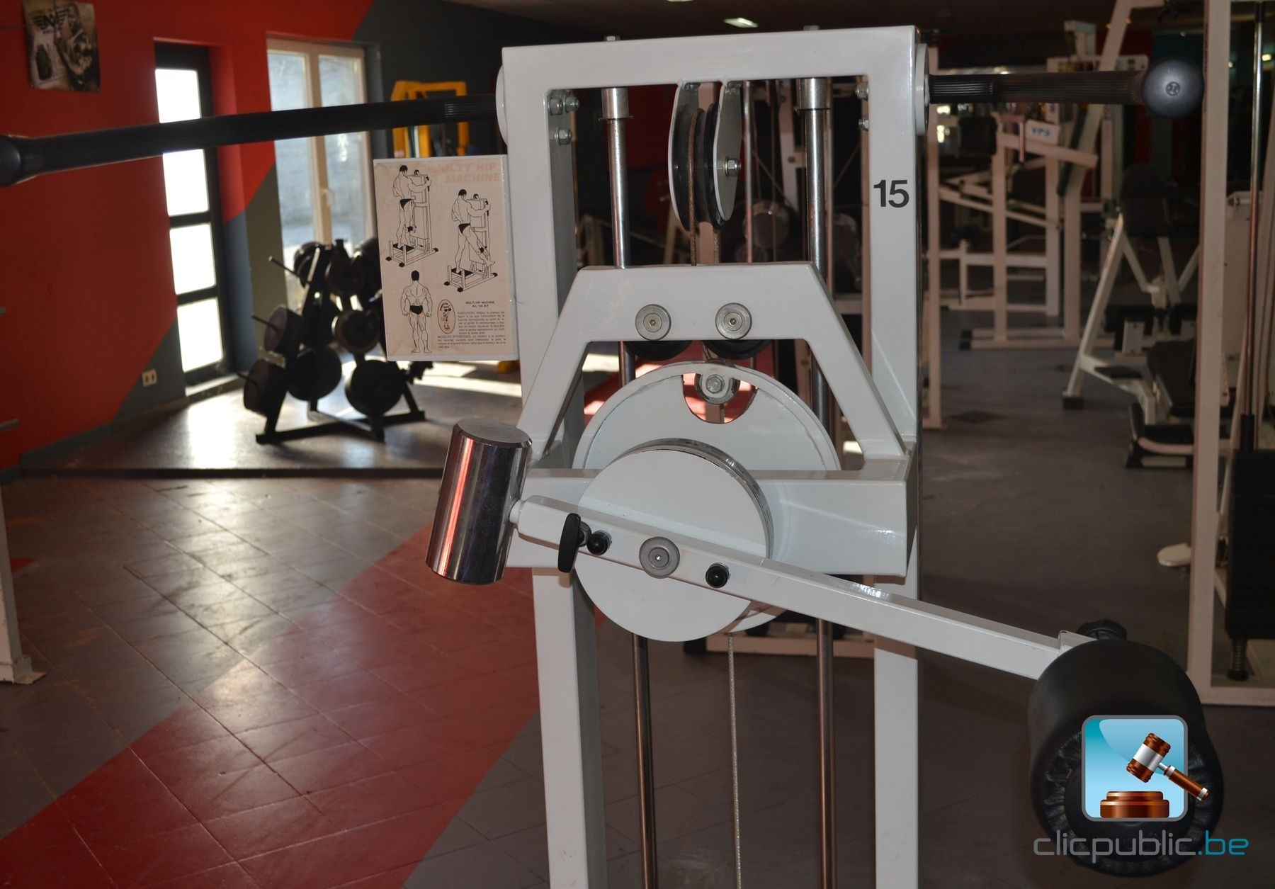 hip machine for sale