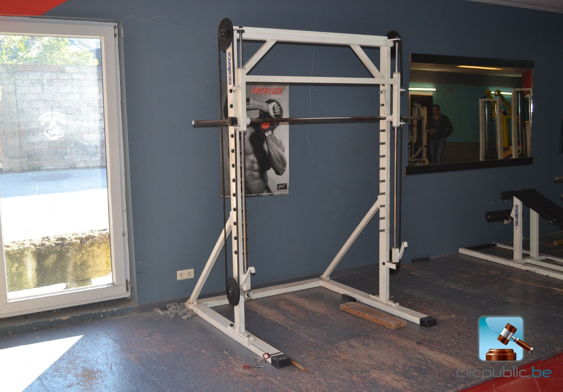 Bench Press Machine For Sale On