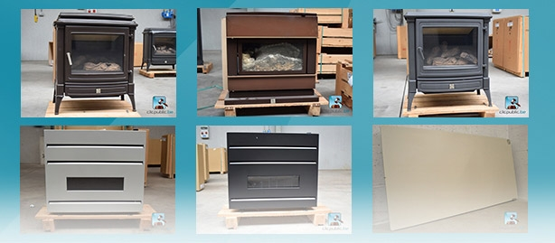 Stoves and heaters